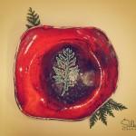 kaledine-raudona-lekste-silko-keramika